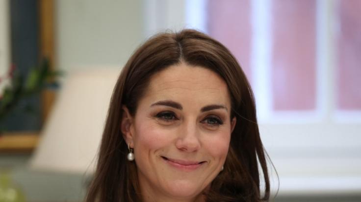 Herrlich normal: Herzogin Kate kaufte ihre Geschenke im Supermarkt. (Foto)