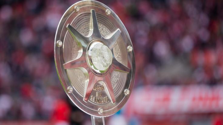 Wer schnappt sich die Meisterschale der 2. Fußball-Bundesliga? (Foto)