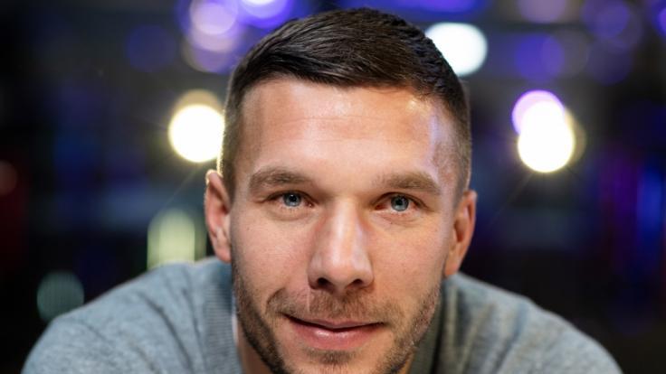 Lukas Podolski trauert um seine geliebte Oma. (Foto)