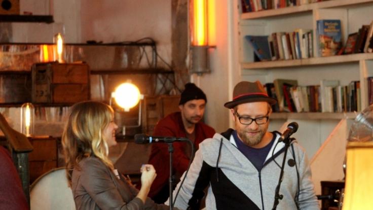 Gregor Meyle zeigt die Meilensteine der Band Mia. (Foto)