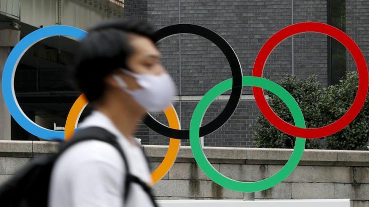 Die Olympischen Sommerspiele 2021 finden vom 23.07.2021 bis zum 08.08.2021 in Tokio statt - allerdings ohne Zuschauer in den Spielstätten. (Foto)