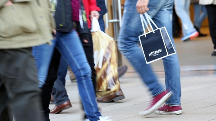 Auch an diesem Sonntag haben wieder zahlreiche Geschäfte geöffnet.