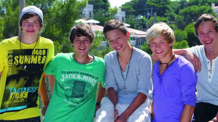 Die Jungs-WG: Urlaub ohne Eltern bei ZDF