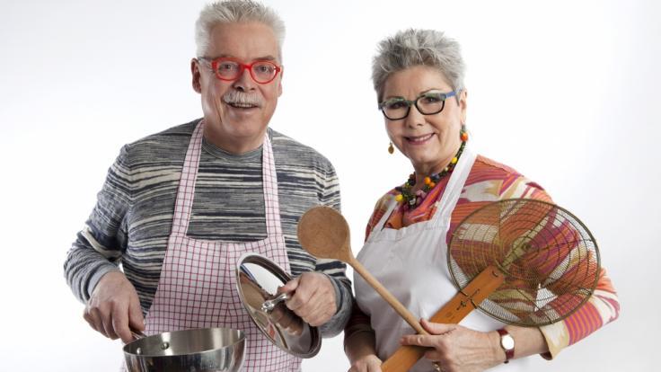 Bernd Moritz Neuner-Duttenhofer und Martina Meuth sind seit Jahrzehnten mit ihrer Sendung