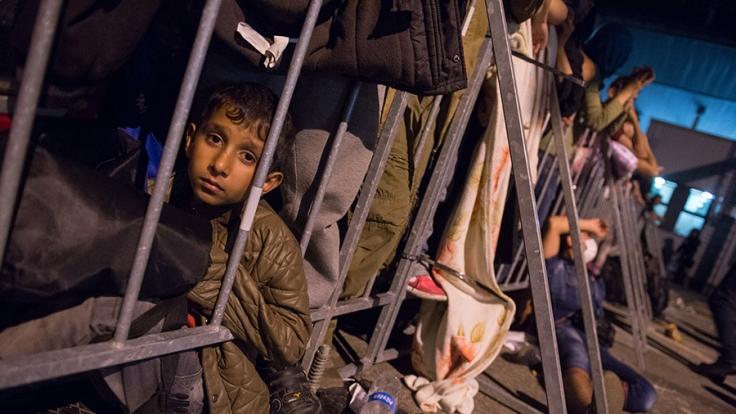 Die Bundesregierung hat die jährlichen Kosten für syrischen Flüchtlinge bekannt gegeben. (Foto)