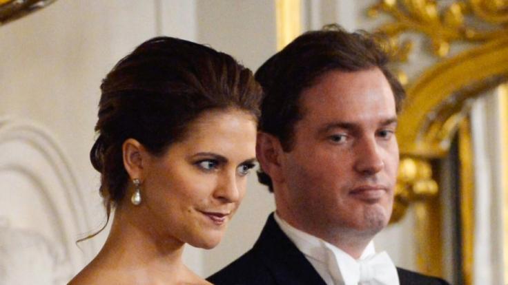 Prinzessin Madeleine hat sich für ihren Mann von ihrer Familie getrennt. (Foto)