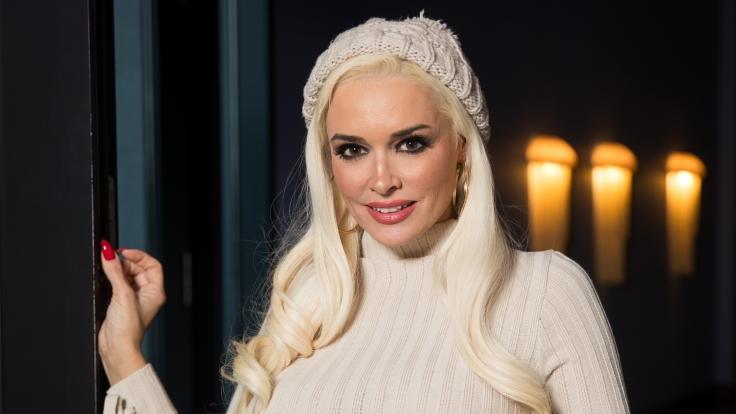 Daniela Katzenberger erfüllt sich ihren Barbie-Traum.