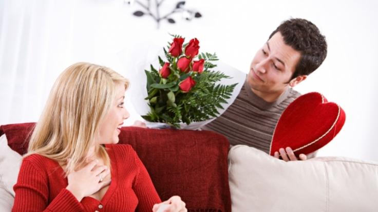 Stilvoll flirten (Foto)