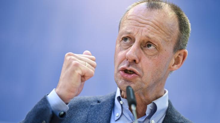 Friedrich Merz will offenbar als CDU-Vorsitzender kandidieren.