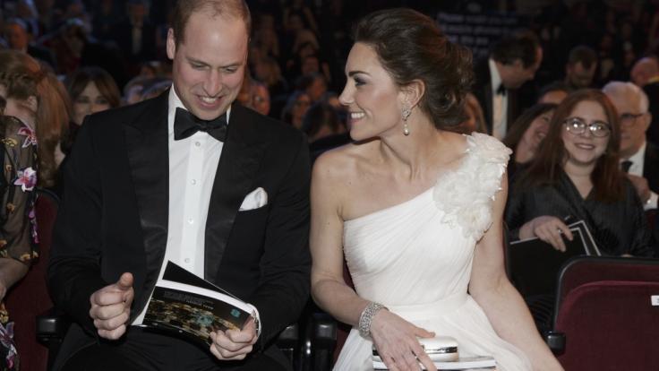 In Trennungsfragen sind Kate Middleton und ihr Ehemann Prinz William einer Meinung. (Foto)