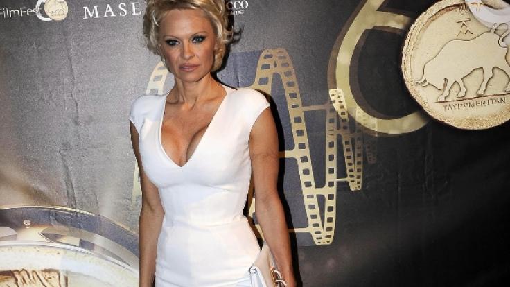 Pamela Anderson wettert gegen den Kosmetikriesen M.A.C. (Foto)