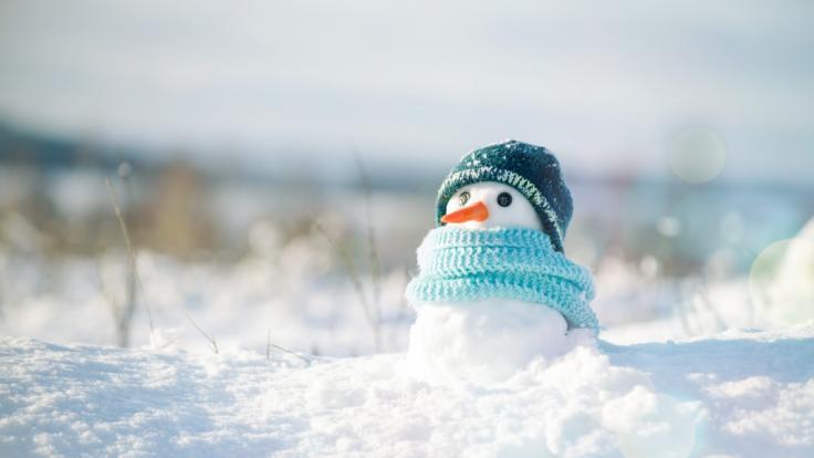 Schneemänner werden wohl auch in diese Jahr wieder Mangelware sein. (Foto)