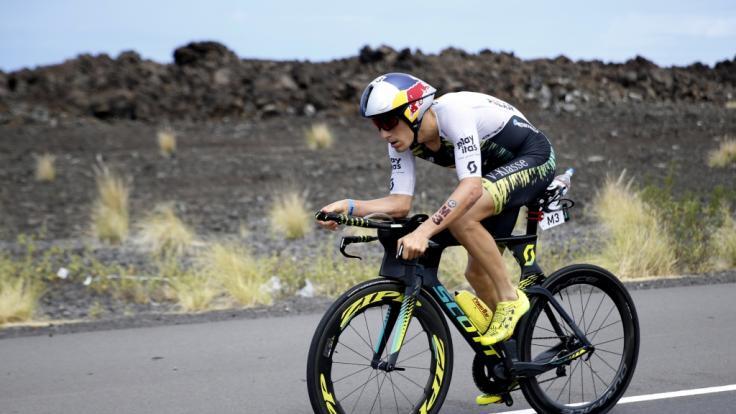 Patrick Lange ist bei der Ironman 70.3 WM in Nizza mit am Start.