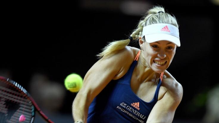 Angelique Kerber muss in der 1. Runde der French Open 2017 gegen die Russin Ekaterina Makarova antreten.