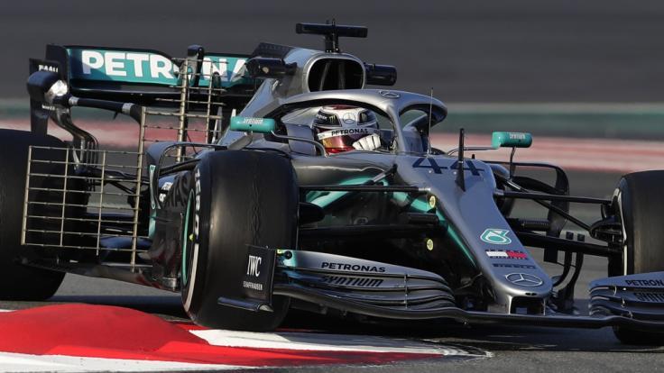 Die aktuellen TV- und Live-Stream-Termine der Formel-1-Saison 2019 lesen Sie hier auf news.de.