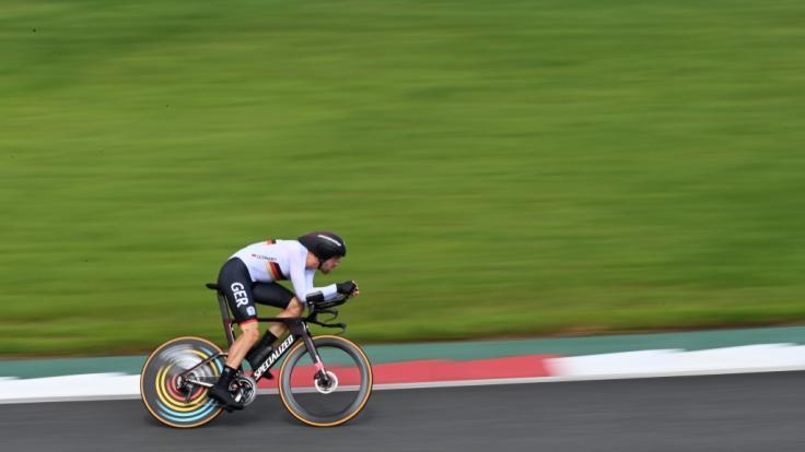 So sind Sie beim Radsport bei Olympia live dabei. (Foto)