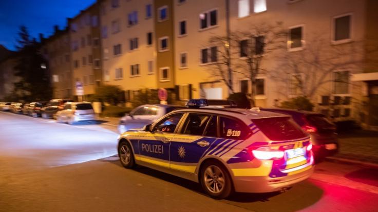 In Nürnberg wurden drei Frauen niedergestochen. Die Mordkommission ermittelt. (Foto)