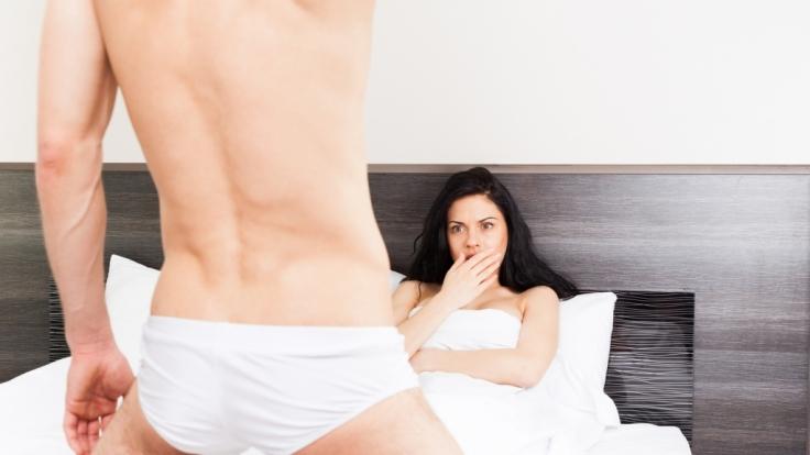 Tricks der Porno-Stars für mehr Sperma. (Foto)