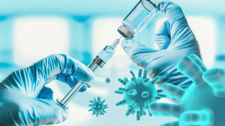 Einer britischen Wissenschaftlerin ist auf der Suche nach einem Impfstoff gegen das Coronavirus der Durchbruch gelungen. (Foto)