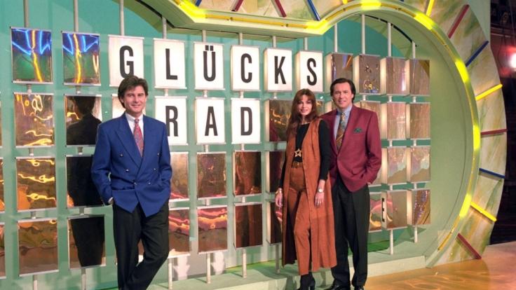 """Auf dem neuen TV-Sender RTLplus soll es unter anderem eine Neuauflage von """"Das Glücksrad"""" geben. (Foto)"""