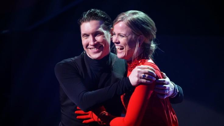llse DeLange freut sich auf ein Wiedersehen mit ihrem Tanzpartner Evgeny Vinokurov. (Foto)