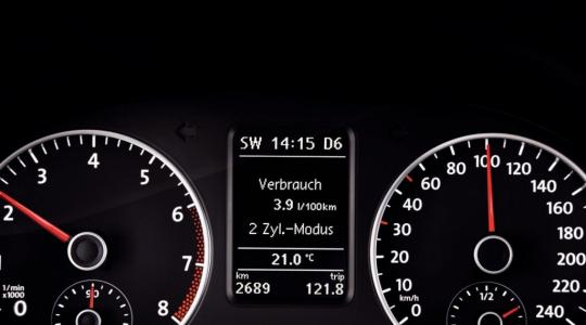 Die besten Bilder zu Volkswagen Polo BlueGT: Mach mal Pause (Foto)