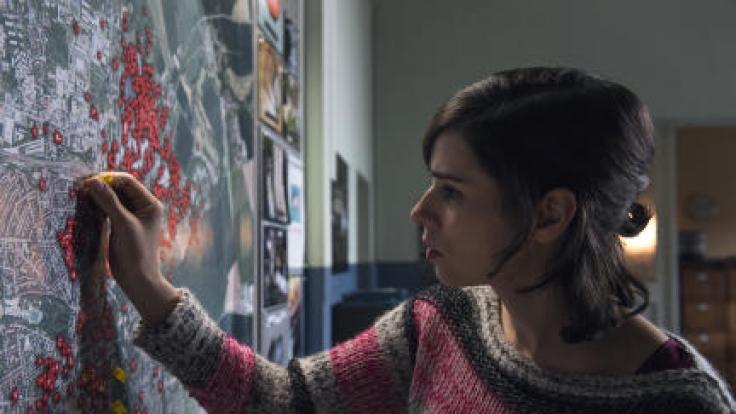 Kira Dorn (Nora Tschirner) ermittelt. (Foto)