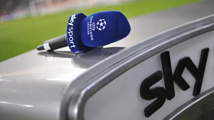 Die TV-Rechte für die Champions League muss Sky ab 2021 abgeben. (Foto)