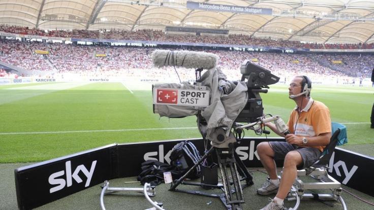 Gibt es die Bundesliga bei Sky künftig günstiger? (Foto)
