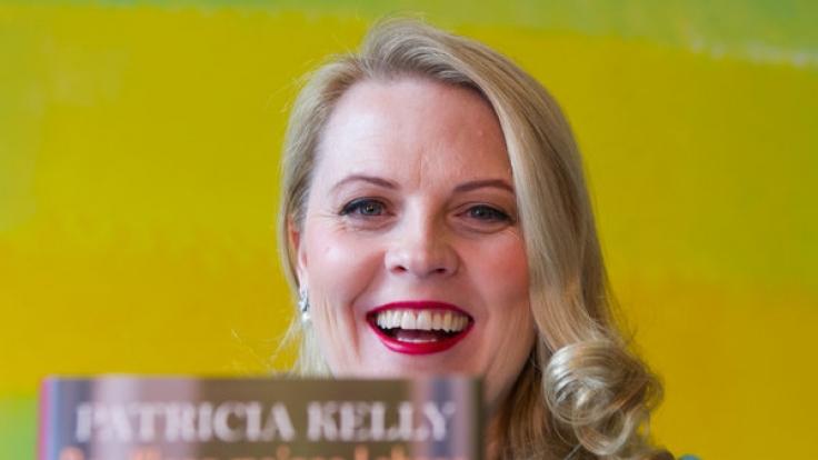 Patricia Kelly hat 2014 ihre Biografie