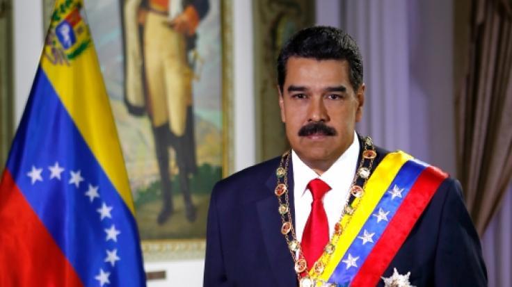 Nicolas Maduro, Präsident von Venezuela. (Foto)