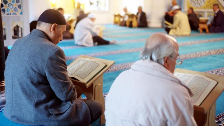Fällt der Ramadan am 24. April wegen der Coronakrise aus? (Symbolfoto)
