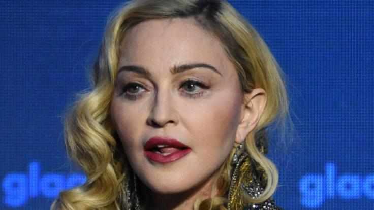 Madonna schockt ihre Fans wieder einmal. (Foto)