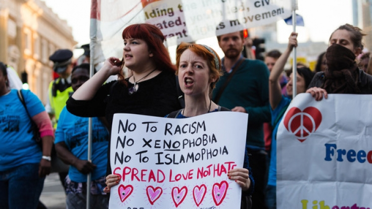 Der Hass auf Ausländer scheint nach dem Brexit-Referendum zügellos. (Foto)