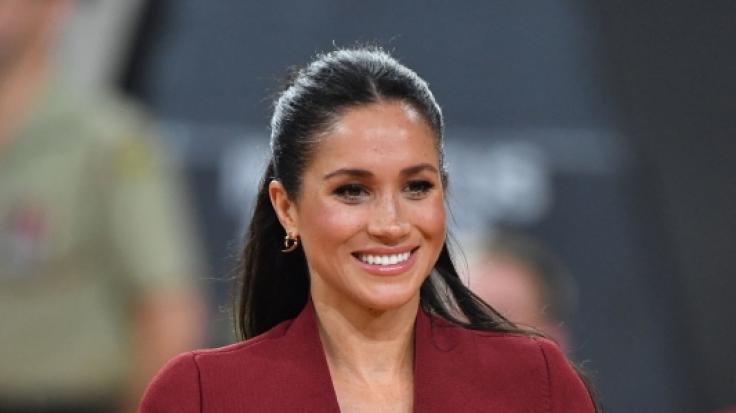 Herzogin Meghan erwartet im Frühjahr ihr erstes Kind.