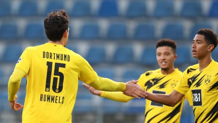 Diese Bundesliga-Stars spielen bei der EM mit. (Foto)