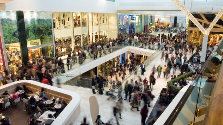 In diesen Bundesländern haben Ladeninhaber Grund zur Freude: Einkaufszentren und Geschäfte dürfen wieder öffnen. (Foto)