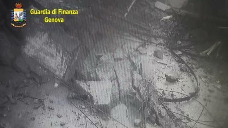 Nach der Brücken-Katastrophe sucht Genua den Weg zurück in die Normalität. (Foto)