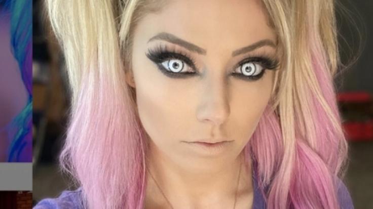 Zählt zu den beliebtesten WWE-Superstars: Alexa Bliss. (Foto)