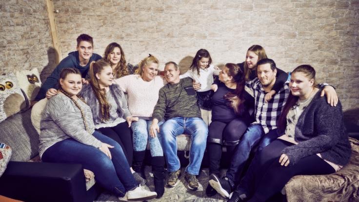 Familie Wollny (Foto)