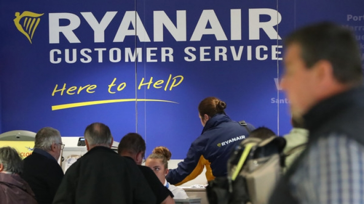 Ryanair streicht weitere Flüge bis März 2018.