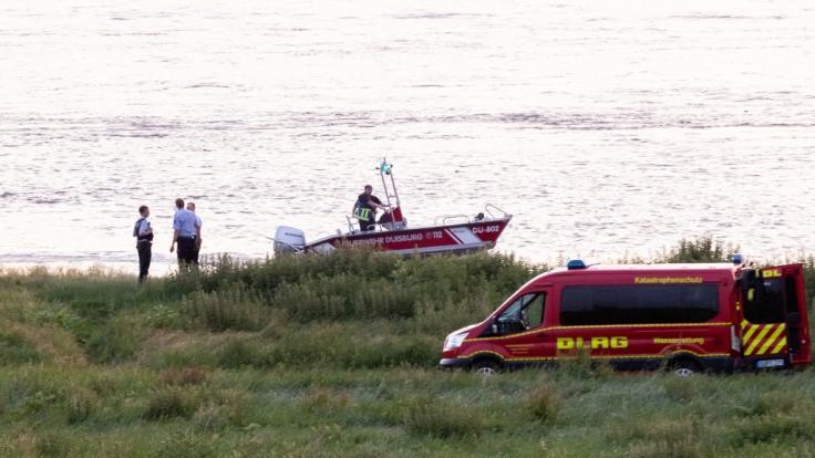 Ein Bade-Drama hält die Einsatzkräfte in NRW in Schach. (Foto)