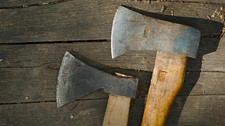 Eine Australierin spaltete einem Mann in einem Tankstellen-Shop beinahe den Schädel. (Symbolbild)