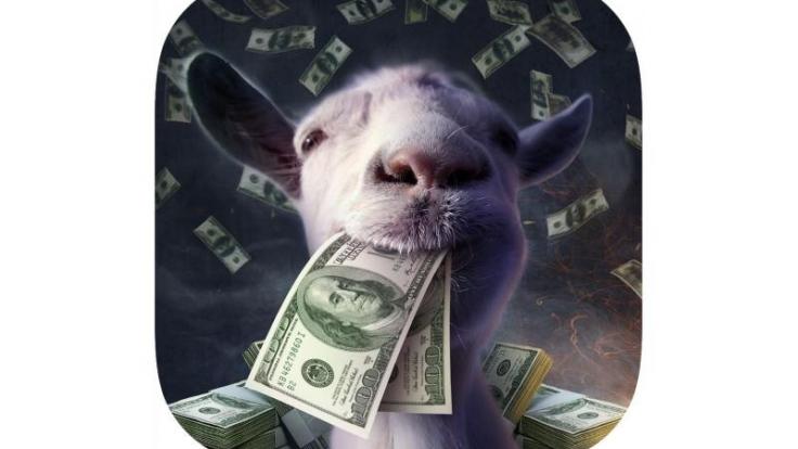 Als Ziege können Spieler ihrer Zerstörungswut freien Lauf lassen.