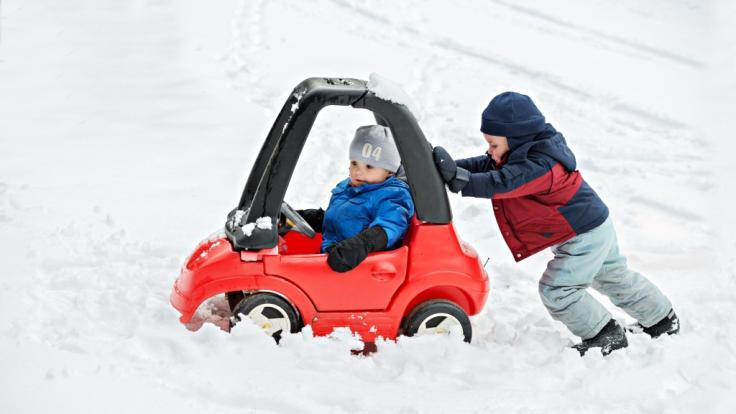 Schon nächste Woche droht erneut Schnee im Flachland.