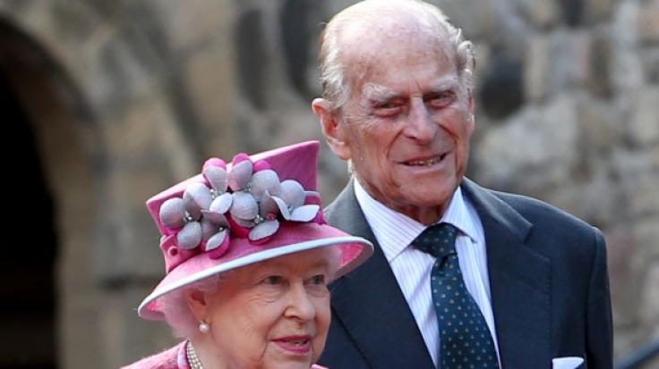 Queen Elisabeth II. undPrinz Philip sind seit 72 Jahren verheiratet. (Foto)