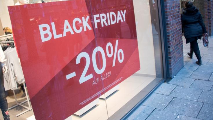 Black Friday 2018 Achtung Schnäppchen Falle Hier Lauern Fake