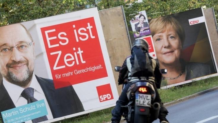 Am 24. September ist Bundestagswahl. (Foto)