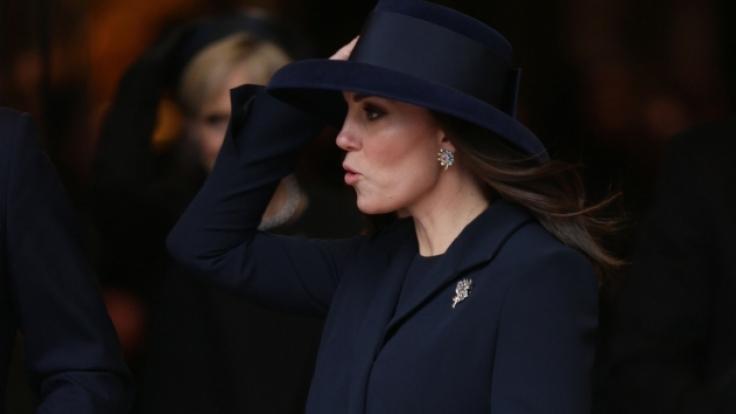 Kate Middleton erwartet im April 2018 ihr drittes Kind. (Foto)