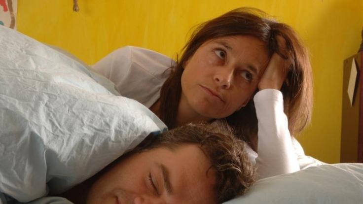 Millionen Deutsche haben Schlafstörungen.